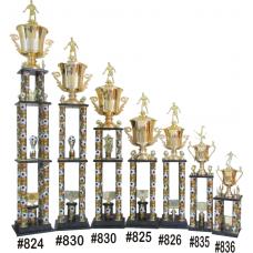 00824 - 4 COLUMNS -   65 INCHES